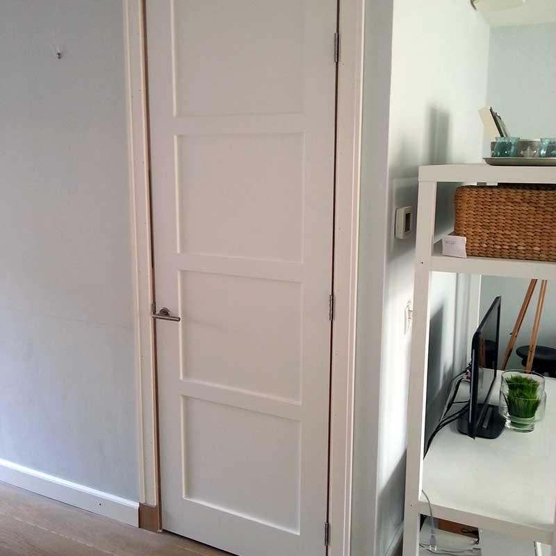 Renovatie deur - Kagerbouw