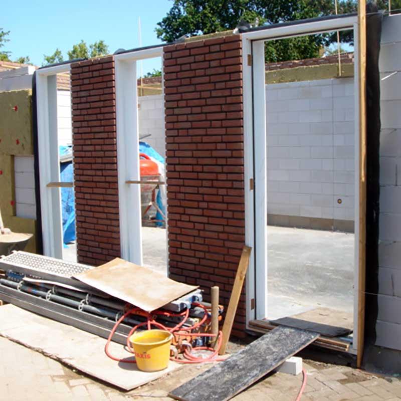 Nieuwbouw - Kager bouw en aannemersbedrijf